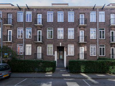 Johan de Meesterstraat 14B, Rotterdam
