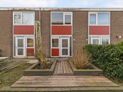 Van Zyll De Jongstraat 59, Pernis Rotterdam