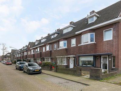 Ooievaarstraat 21, Breda