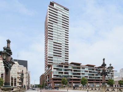 Posthoornstraat 464, 100Hoog te Rotterdam