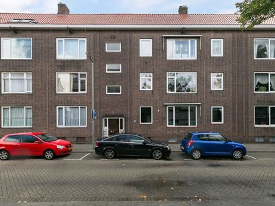 Klaverstraat 74A, Rotterdam