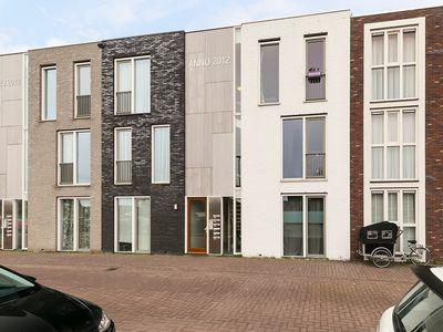 Scandinaviëkade 95, Almere