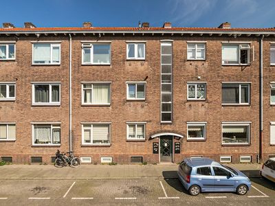 Klaverstraat 86C, Rotterdam