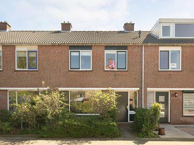 Heidekruid 72, Rotterdam